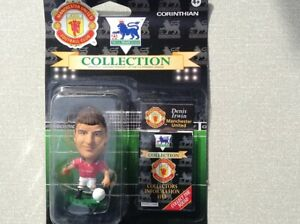 DENIS IRWIN Manchester United Corinthian Rare Collection Blister MUS06 1995