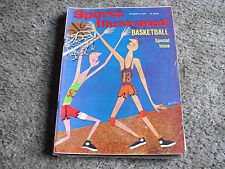 SPORTS ILLUSTRATED DECEMBER 12 1960 BASKETBALL SPECIAL ISSUE