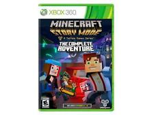 Minecraft: Story Mode A Telltale Games Series: The Complete Adventure for Xbox