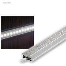 (43,96€/m) LED ALU Lichtleiste 25cm WEISS IP65 LEDs Küchenleuchte Möbelleuchte