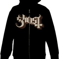 Ghost - Opus Eponymous Official Licensed Zip Up Hoodie
