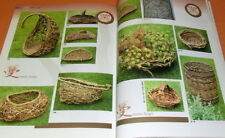 Rare! Natural Craft VINE BASKET book from japan japanese bag #0742