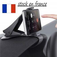 Support Voiture Antidérapant Pour Universel Téléphone iPhone Samsung GPS