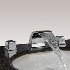 Wasserfall Wannenarmatur Badwanne Armatur Wasserhahn Set Duschset DHL