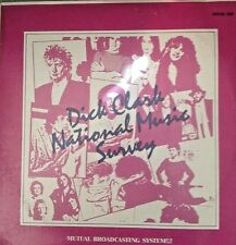 Radio Show: DICK CLARK NATIONAL SURVEY A/C 3/9/85 ERIC CARMEN, POINTERS, MADONNA