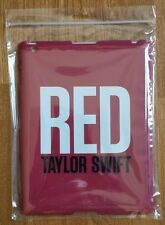 Taylor Swift Red Logo iPad Case (NEW)