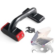 Araseur trimmer carpet and vinyl cutter carpet fitting tool and trimmers