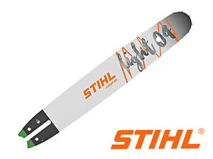 """Genuine Stihl 18"""" Light 04 Guide Bar for MS261 MS271 Chainsaw - 1.3mm Gauge"""