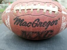 Vintage MacGregor Official Football Model Mxg holds air