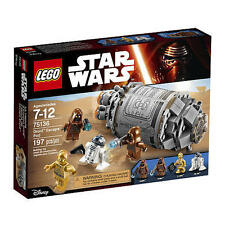Lego 75136 - Droid Escape * New * Very Good Box - Retired Lego Star Wars