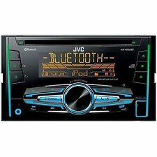 JVC KW-R920BTS Double DIN In-Dash CD/AM/FM/USB Stereo Receiver w/ Bluetooth