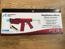 Official PlayStation Move Sharp Shooter Gun for PS3  CECHYA-ZRA1E New Boxed