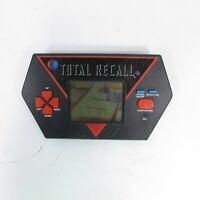 Total Recall Handheld Video Game | Vintage Acclaim 1989 | Working