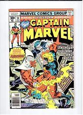 Marvel Comics CAPTAIN MARVEL #51 July 1977 vintage comic NM condition