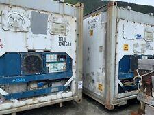 40' HC  Refrigerated Container  ketchikan alaska