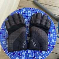 Men Dakine Bronco GT Gore-Tex Gloves Black Gray