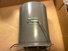 Massive Vintage UTC E-3717 Power Transformer for Ampex MP-499 Tube Amp 5v 6.3v B