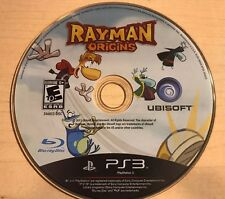 Rayman Origins (Sony PlayStation 3, 2011) DISC ONLY 6335