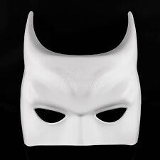 Batman Blank Costume Party DIY Venetian Masquerade Mask M7351 [White]