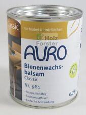 Auro Bienenwachsbalsam Nr. 981 0 75 L