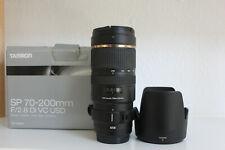 Tamron 70-200mm f/2.8 VC Di USD für Canon 1 Jahr Gewährleistung
