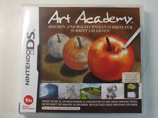 NINTENDO DS GAME Art Academy, used but GOOD