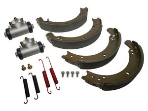 Land Rover Defender 90 From HA701010 Rear Brake Kit DA6508