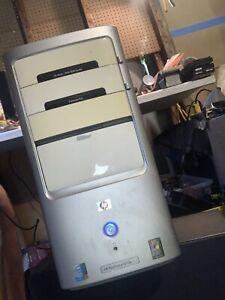 Hp pavilion desktop a1010y