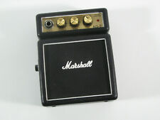 Marshall MS 2 Micro-Amp Gitarrenverstärker Schwarz