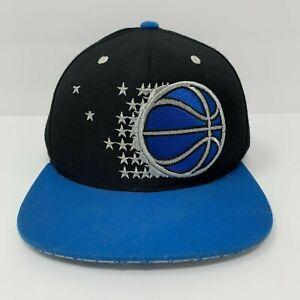 Orlando Magic Snapback Hat NBA Mitchell & Ness Embroidered Logo OSFA