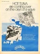 Hot Tuna Yellow Fever UK Tour advert 1976