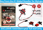 MyLaps Transponder RC4 (3-wire) for R/C Cars (AMBrc, AMB rc) - NEW