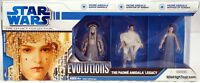 Star Wars The Legacy Collection Evolutions The Padme Amidala Legacy