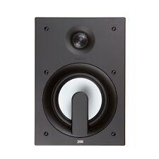 Jamo Iw206fg Custom 6 5 2 Way In Wall Speaker