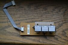 USED SPEED BUTTONS BOARD WITH PLATE FOR Dual CS 5000