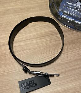 Karl Lagerfeld Men's Belt