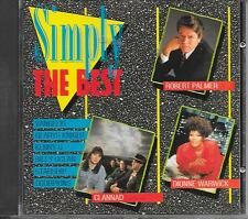 V/A - Simply the best CD Album 16TR (BMG  BENELUX) 1991 Clannad Starship