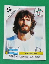 N°124 BATISTA ARGENTINA PANINI COUPE MONDE FOOTBALL ITALIA 90 1990 WC WM