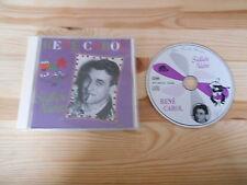 CD Schlager Rene Carol - Südliche Nächte (24 Song) BEAR FAMILY