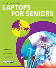 NEW BOOK Laptops for Seniors in Easy Steps by Nick Vandome (Paperback, 2007)