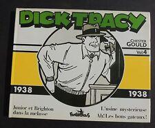 Collezione Copyright. Dick Tracy Vol. 4 Chester Gould. Cubo 1984