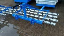 JSA 2m 6'6ft spring tine grass harrow Menage harrow, agricultural and Equestrian
