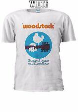 Woodstock 3 Days of Peace Music Love T-shirt Vest Tank Top Men Women Unisex 2601