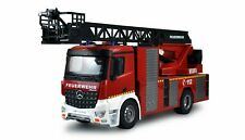 RC Feuerwehr Feuerwehrauto Mercedes-Benz Drehleiterfahrzeug 58cm groß 1:18 RTR