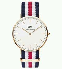 Unisex Daniel Wellington Classic Wristwatches