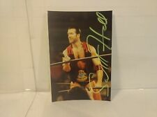 "Scott Hall WCW Wrestling Autographed Signed 4x6"" Photo n246"
