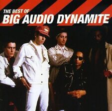 Big Audio Dynamite Best Of CD NEW SEALED E=MC2/Medicine Show/Sightsee M.C!/Bad+