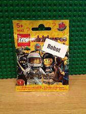 LEGO 8683 SERIES 1 .ROBOT BRAND NEW SEALED