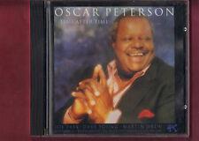 OSCAR PETERSON - TIME AFTER TIME  CD APERTO NON SIGILLATO