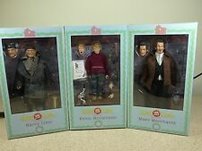 NECA HOME ALONE Full Set Kevin, Marv & Harry Wet Bandits Clothed Action Figures